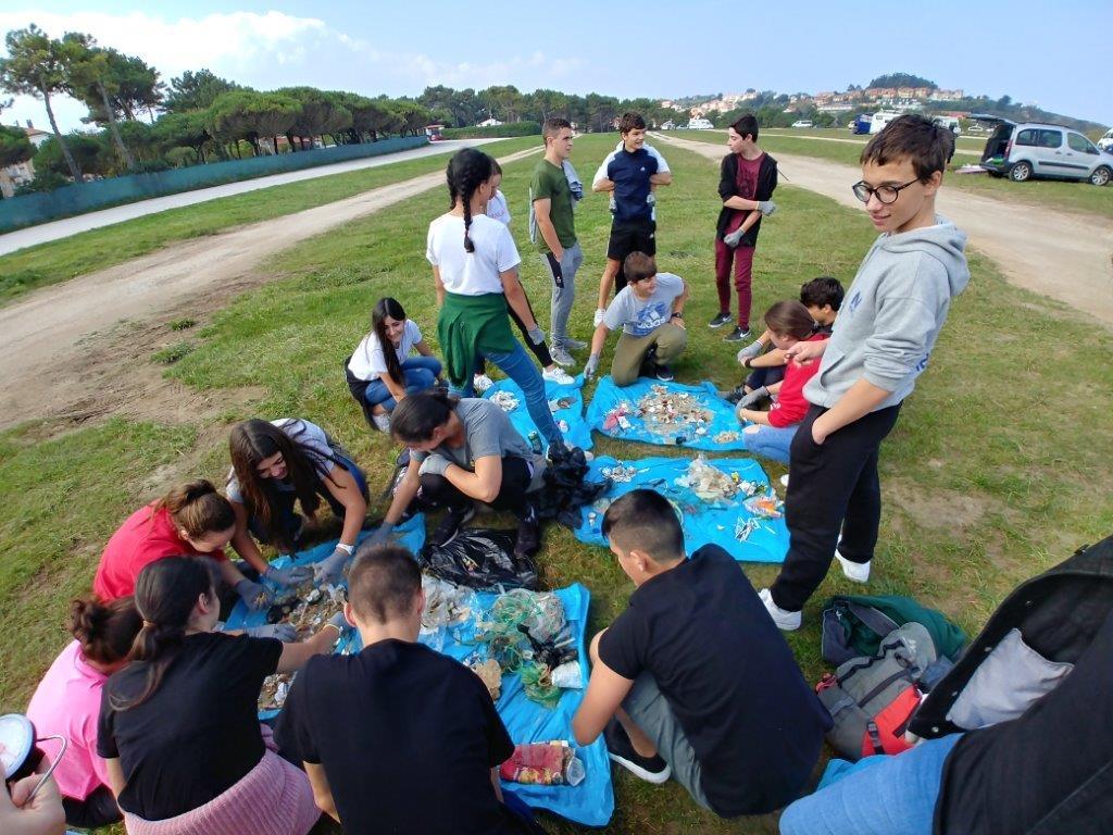 Alumnos de Aulas LIBERA antes de la COVID-19 ©ProyectoLIBERA